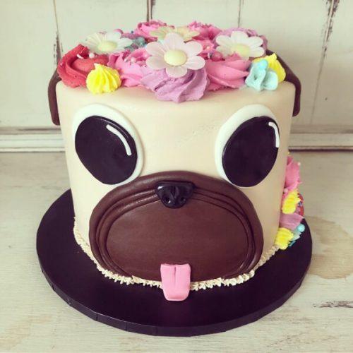 Image of Pug Cake