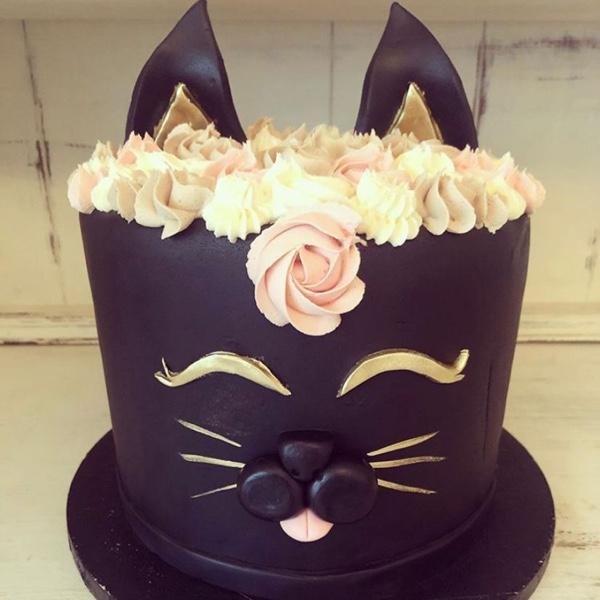 Image of Cat Cake