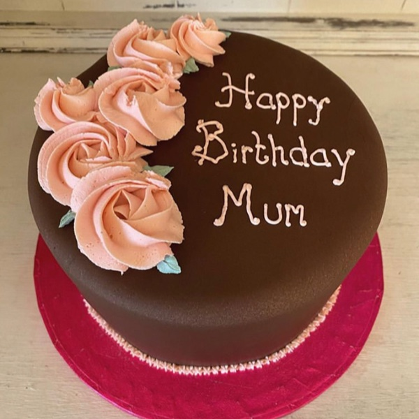 Image of Rosette Cake