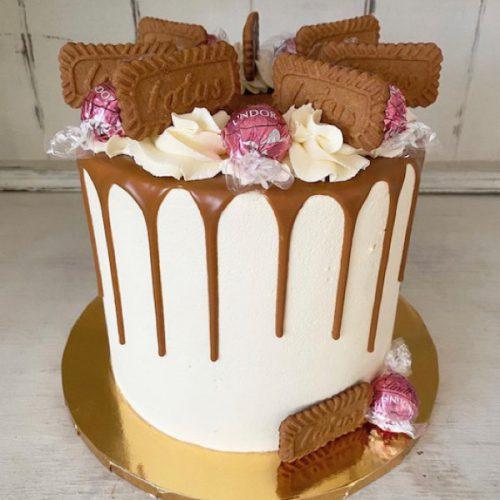 Image of Biscoff Drip Cake