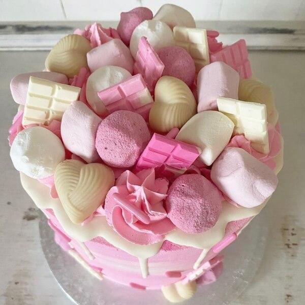 Image of Raspberry & White Chocolate